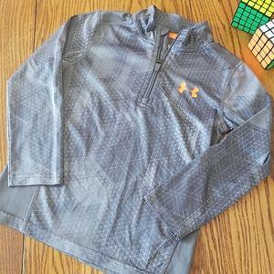 Under Armour 1/4 zip shirt
